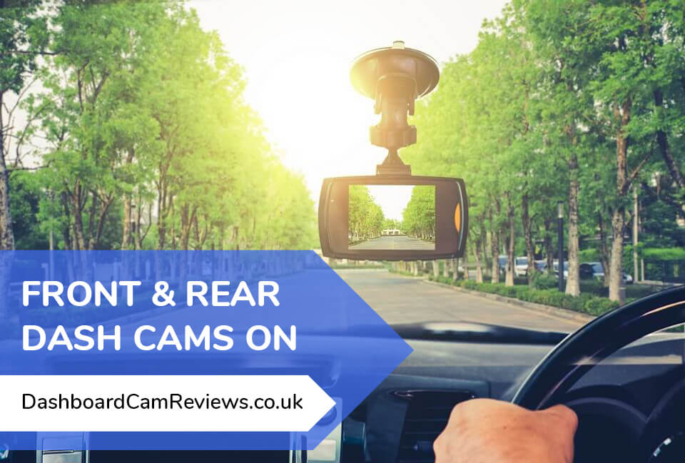Front & Rear Dashcams